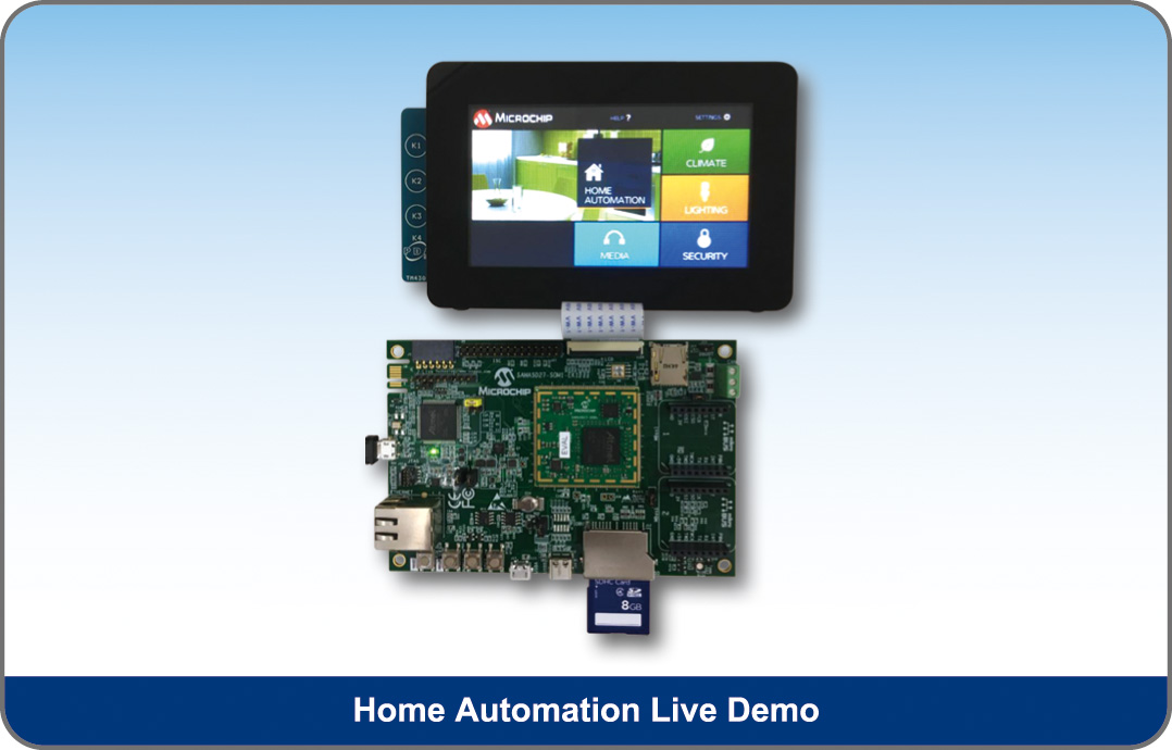 Home Automation Live Demo