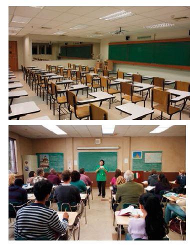 教室照明环境设计实务与应用