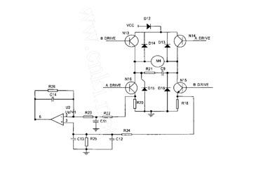 电流环闭回路电路图