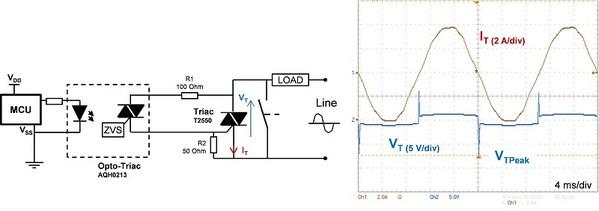 接线端子a1之间,用於阻止每当施加瞬变电压时光耦