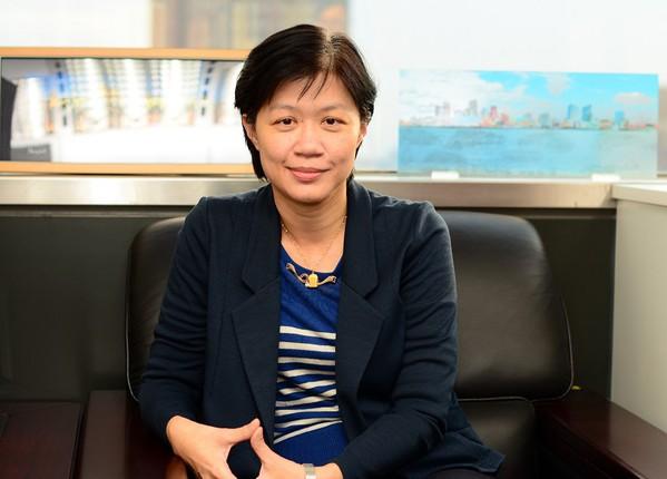圖3 : 科技部前瞻及應用科技司長楊琇雅