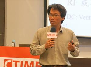 李仁貴教授指出,電子紡織物的重要特性是必須與人互動。