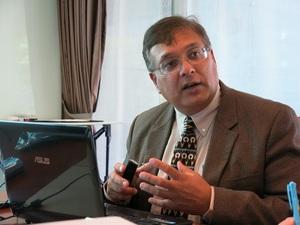 飛思卡爾系統設計、研發暨業務開發經理Navjot Chhabra
