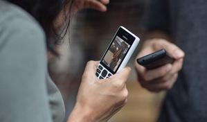 Nokia品牌新款手機,螢幕僅2.4吋,搭載了熟悉的用戶介面,並且擁有實體鍵盤,讓此款手機更易於使用。(Source:Nokia官網)