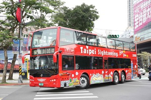 台北市邁向智慧城市!結合英特爾、凌華科技與三晉整合營銷三方合作,全台第一輛智慧雙層觀光巴士將於今年一月於台北市正式上路。