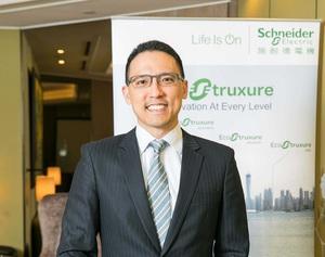 施耐德電機台灣區總裁孫基康表示,對於樓宇、電網、工業,以及資料中心的客戶而言,規模化並可與物聯網連接的解決方案相當重要。