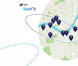 Spot'it不依賴能源密集度高的GPS技術,所以也不需要額外消耗更多的能源。