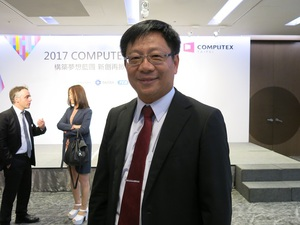翁嘉盛表示,創新創業是台灣未來產業升級、企業轉型契機。