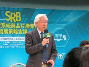 行政院政委吳政忠表示,綜合了許多廠商所提出的意見,發現業界的需求有兩項共通點─環境與人才。