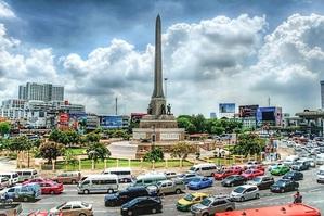 台灣企業透過打群架方式,進軍開發泰國智慧城市,成功將台灣產業技術打進國外市場。