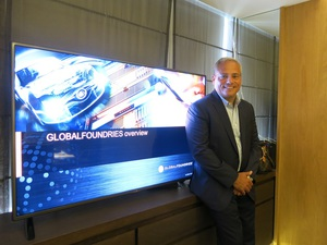 GLOBALFOUNDRIES資深副總裁Thomas Caulfield表示,AMD目前所有晶片產品代工服務,都將百分之百由GLOBALFOUNDRIES所提供。