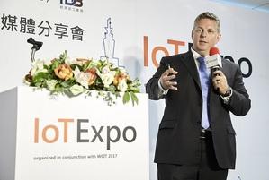 被稱為Azure之父的微軟全球副總裁Jason Zander在WCIT指出,微軟將強化IIoT的布局力道。