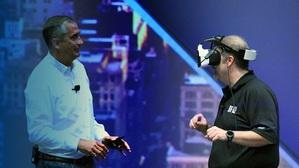 英特爾CEO於2016年IDF會上公布Project Alloy計畫,並向外界演示Alloy頭盔。如今該計劃日前被證實已終止。