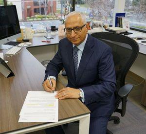 SEMI總裁暨執行長Ajit Manocha簽署了一封發給會員企業執行長的行動呼籲信件