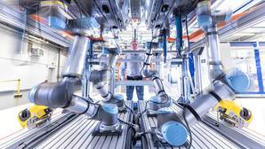 工業4.0正意味著一座高度智慧化的工廠,除了更高的生產效率之外,也具備更大的供應鏈靈活性與客製化可能性。
