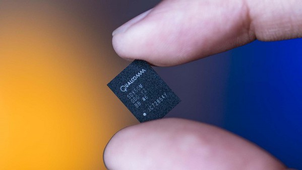 圖2 : Qualcomm 5G數據晶片(source: Qualcomm)