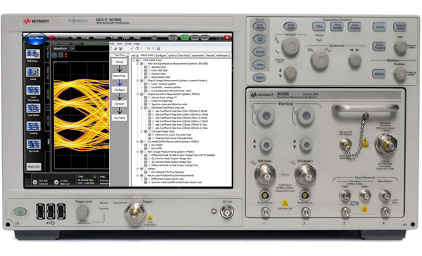 PAM-4 Analysis Software for Oscilloscope Platforms