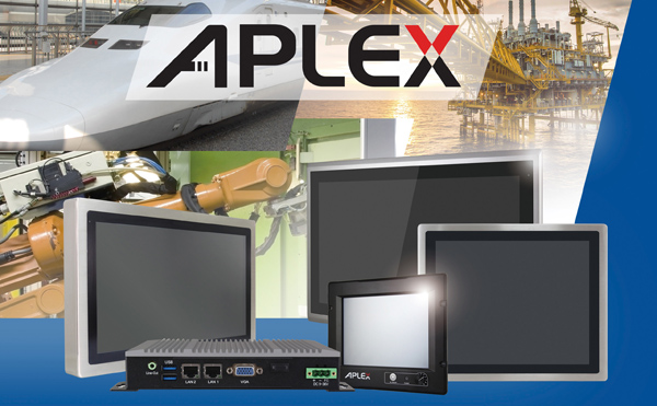 APLEX Showcases A Full Range of Industrial Products at
