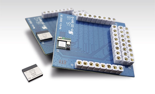 MtM Technology's M905 AoP module Employs Nordic's nRF52832 SoC