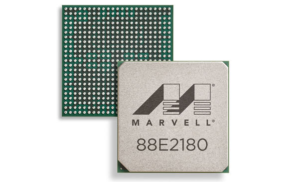 Industry's First 64Bit Quad-core Router Processor
